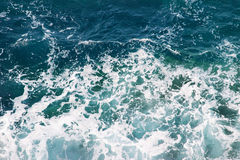 Raging sea Royalty Free Stock Images