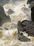 Raging Torrent Royalty Free Stock Images
