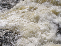 Raging water Royalty Free Stock Photo