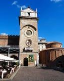 Ragione Palace, Mantua, Italy Stock Photography