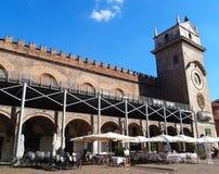 Ragione Palace, Mantua, Italy Royalty Free Stock Photography