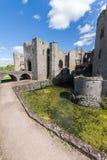 Raglan Castle Stock Photography