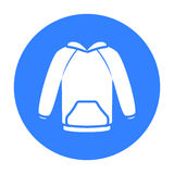 Raglan icon of vector illustration for web and mobile Royalty Free Stock Photo