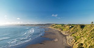 Raglan, New Zealand Royalty Free Stock Image