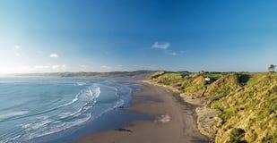 Raglan, Nouvelle Zélande Image libre de droits
