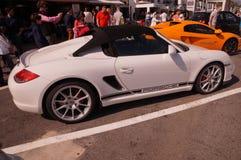 Ragno di Porsche Immagini Stock