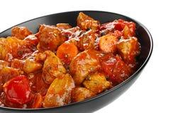 Ragoût de porc Image stock