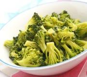 Ragoût de brocoli Photos libres de droits