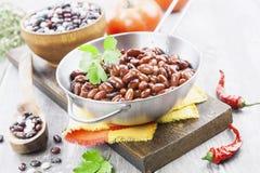 Ragoût de haricot Image stock
