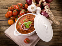 Ragout sauce Stock Images