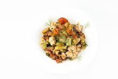 Ragout Royalty Free Stock Images