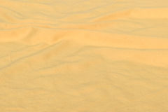 Rags bakground. Yellow rags background,concept be crumpled rags Stock Image
