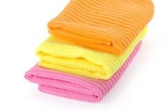 Rags für Reinigung Stockfoto