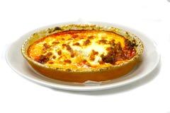 Ragu d'opasta de l'Italie de nourriture de lasagne Photos stock