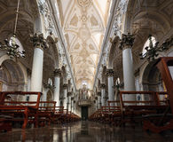 Ragusa Cathedral in Ragusa, Sicily Royalty Free Stock Photography