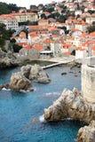 Ragusa, Croazia fotografia stock libera da diritti