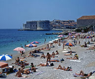 Ragusa, Croazia, Fotografia Stock Libera da Diritti