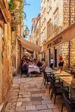 Ragusa, Dalmazia, Croazia fotografia stock libera da diritti