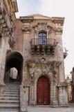 Ragusa house Royalty Free Stock Photo