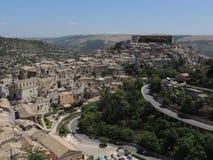Ragusa Ibla Imagenes de archivo