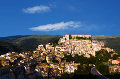 Ragusa Ibla Royalty Free Stock Photos
