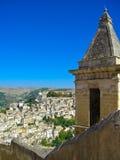 Ragusa Ibla in Sicilia Immagine Stock Libera da Diritti