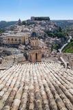 Ragusa Ibla, Ragusa Sicilien, Italien Royaltyfri Bild
