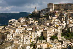 Ragusa Ibla, Sicily Royalty Free Stock Images