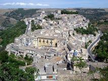 Ragusa Ibla, Sicily Stock Photography
