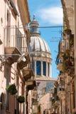 Ragusa Ibla Royalty Free Stock Image