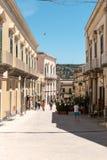 Ragusa Ibla Stock Image