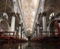 Ragusa katedra w Ragusa, Sicily Fotografia Royalty Free