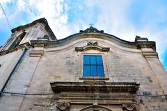 Ragusa Sicilië Italië royalty-vrije stock afbeeldingen