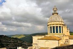 Ragusa Sicilië Italië royalty-vrije stock foto