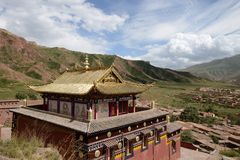 Ragya修道院 库存照片