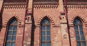 Rahachow, Bielorrússia Igreja Católica de Anthony Of Padua É valor histórico e cultural de Republic of Belarus video estoque