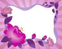 Rahmen, Blume Stockfotos
