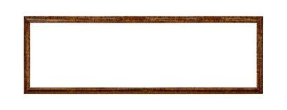 Rahmen in der antiken Art WeinleseBilderrahmen Stockfotos