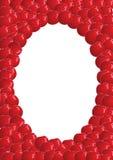 Rahmen von einer Kirsche stock abbildung