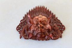 Rahu Mask Stock Images