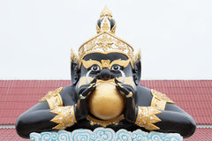 The Rahu Statue Royalty Free Stock Images