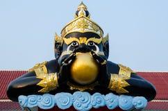 Rahu statue Stock Photo