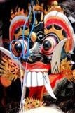 Rahwana stawia czoło maskę Zdjęcie Stock