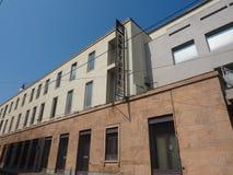 Rai Auditorium in Turin Stock Image