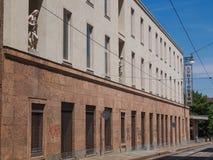 Rai Auditorium Turin Stock Image