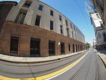 Rai Auditorium in Turin Royalty Free Stock Photography