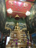 Rai-khing Buddha Arkivfoton