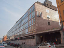 RAI TV Turin Stock Photo