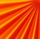 raias do sol Imagens de Stock