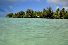 Raiatea, french polynesia stock photography